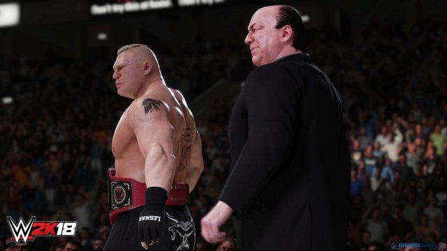 WWE 2K18 - Immagine 204495