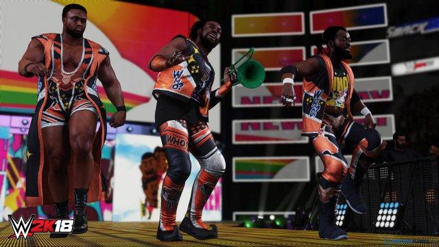 WWE 2K18 - Immagine 204504