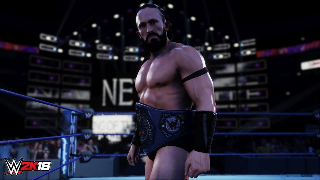 WWE 2K18 - Immagine 204516
