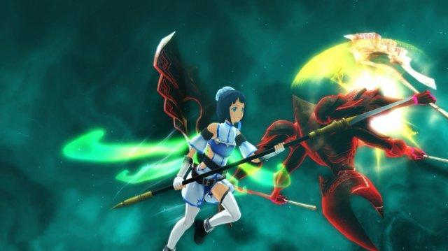 Accel World Vs. Sword Art Online immagine 203276