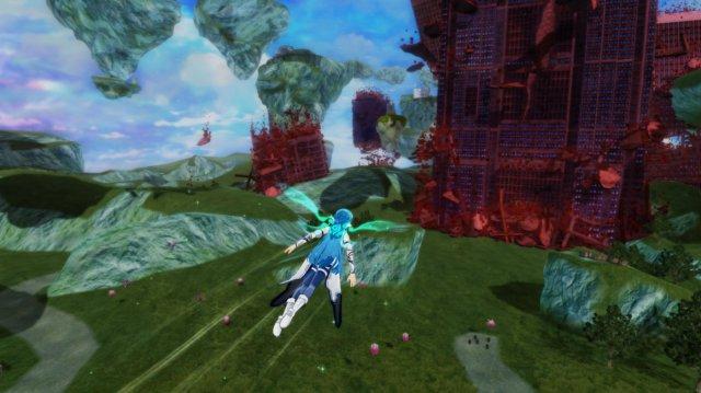 Accel World Vs. Sword Art Online immagine 203279