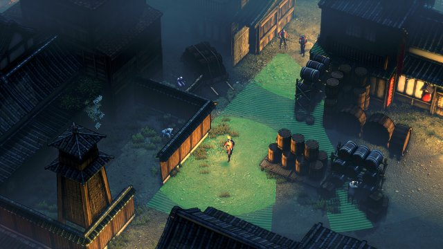 Shadow Tactics: Blades of the Shogun immagine 203366