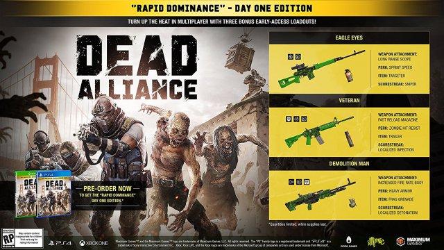Dead Alliance immagine 203436