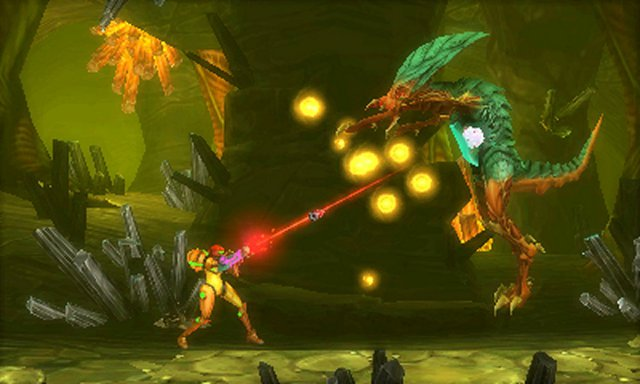 Metroid: Samus Returns immagine 203543