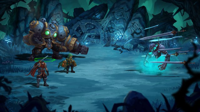 Battle Chasers: Nightwar immagine 203578