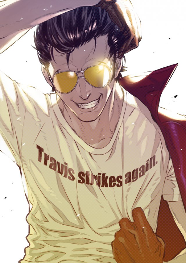 Travis Strikes Again: No More Heroes immagine 204357