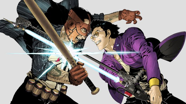 Travis Strikes Again: No More Heroes immagine 204358