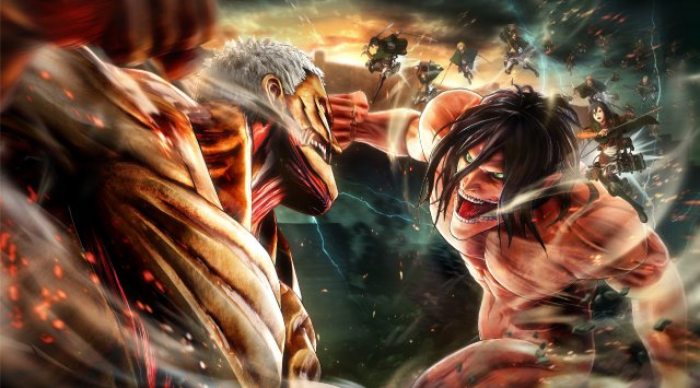 Attack On Titan 2 - Immagine 204931