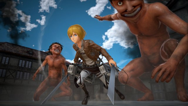 Attack On Titan 2 - Immagine 205386
