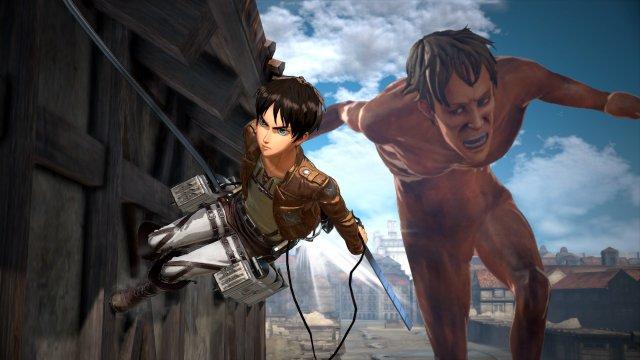 Attack On Titan 2 - Immagine 205705