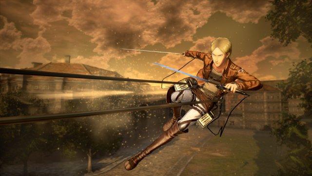 Attack On Titan 2 - Immagine 206166