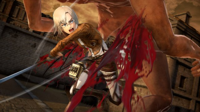 Attack On Titan 2 - Immagine 206170