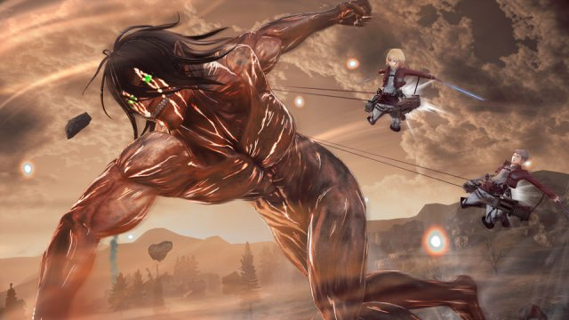 Attack On Titan 2 - Immagine 206206