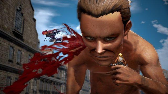 Attack On Titan 2 - Immagine 206210
