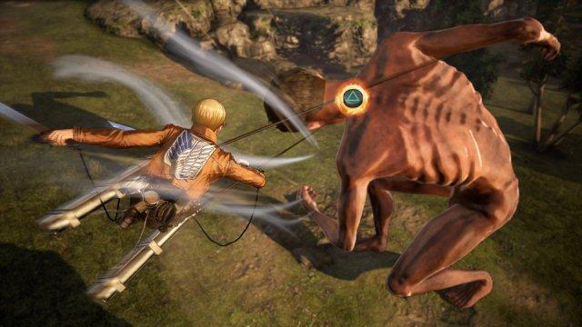 Attack On Titan 2 - Immagine 206226