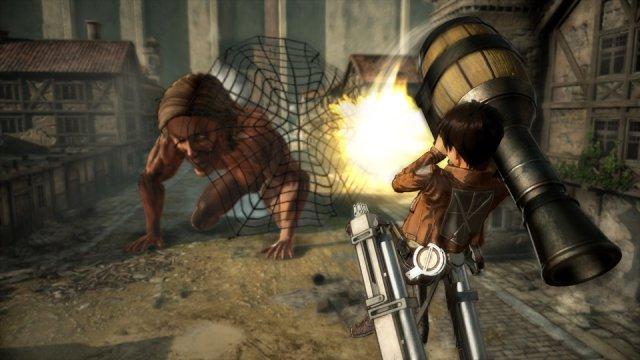 Attack On Titan 2 - Immagine 206258