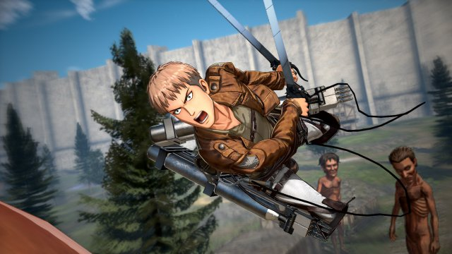 Attack On Titan 2 immagine 206594