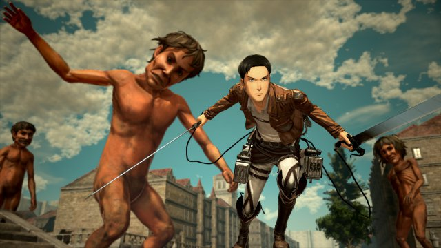 Attack On Titan 2 - Immagine 206595