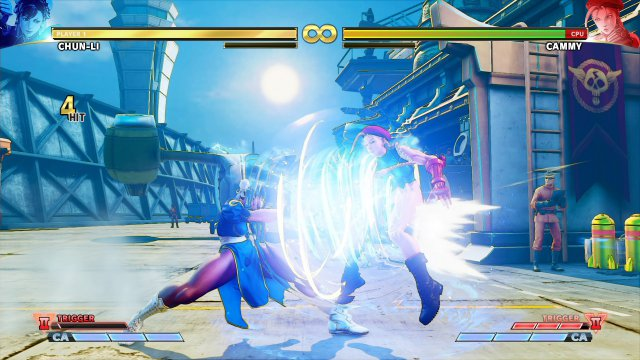 Street Fighter V Arcade Edition immagine 205178