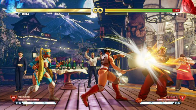 Street Fighter V Arcade Edition immagine 205180