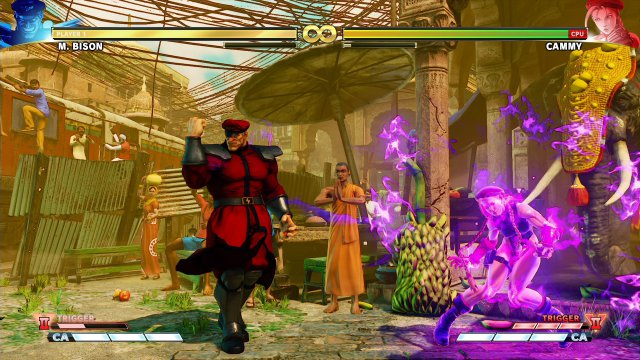 Street Fighter V Arcade Edition immagine 205182