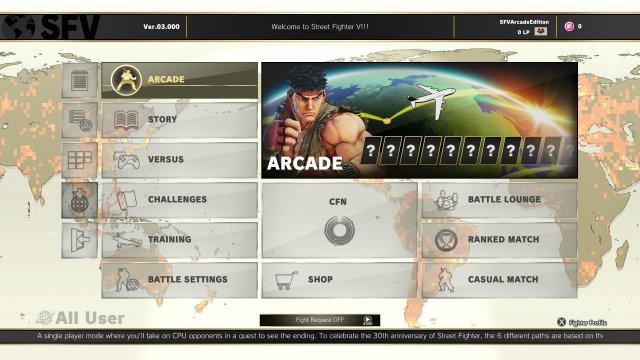 Street Fighter V Arcade Edition immagine 205185