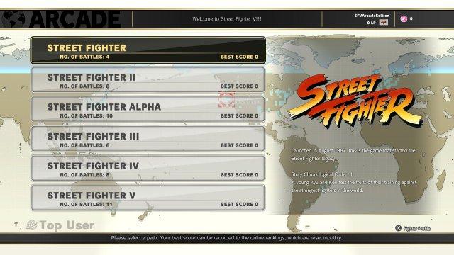 Street Fighter V Arcade Edition immagine 205187