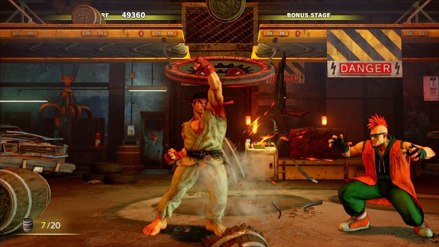 Street Fighter V Arcade Edition immagine 205196