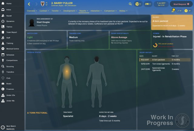 Football Manager 2018 - Immagine 205993