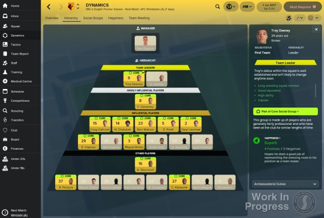 Football Manager 2018 - Immagine 205994
