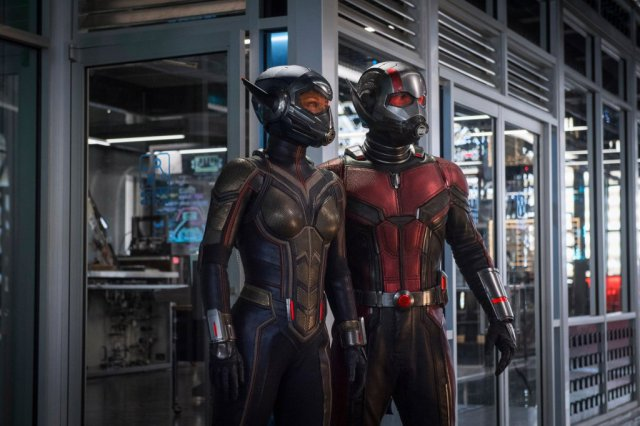 Ant-Man and the Wasp - Immagine 16 di 17