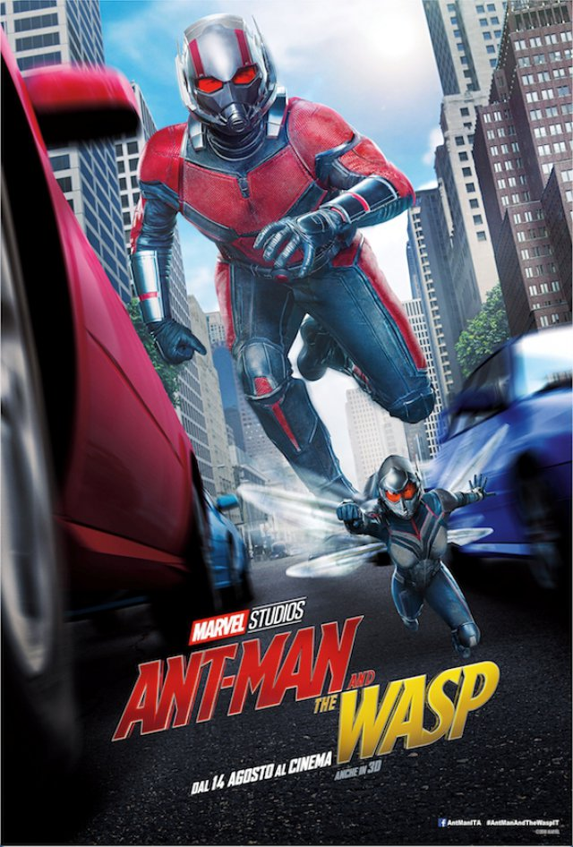 Ant-Man and the Wasp - Immagine 210584