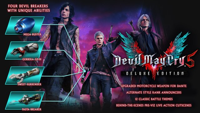 Devil May Cry 5 - Immagine 211422