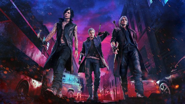 Devil May Cry 5 - Immagine 211425