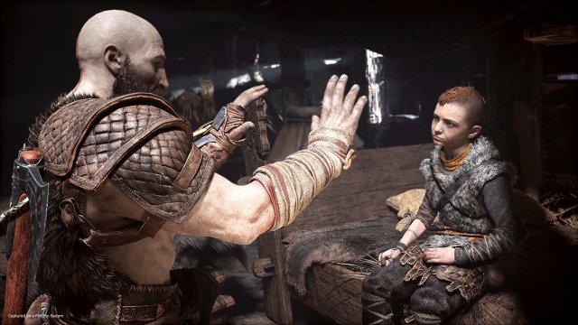God Of War (PS4) immagine 208632