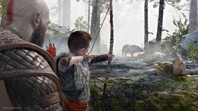 God Of War (PS4) immagine 208634
