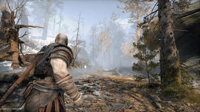 God Of War (PS4) immagine 208635