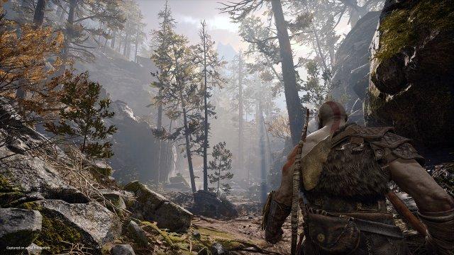 God Of War (PS4) immagine 208636