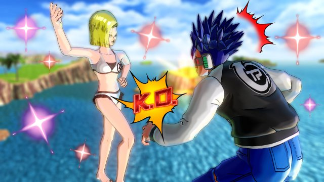 Dragon Ball Xenoverse 2 immagine 213463