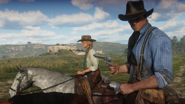 Red Dead Redemption 2 - Immagine 207429