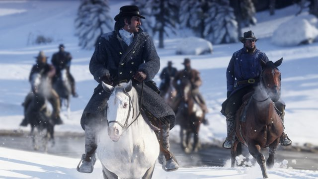 Red Dead Redemption 2 - Immagine 207437