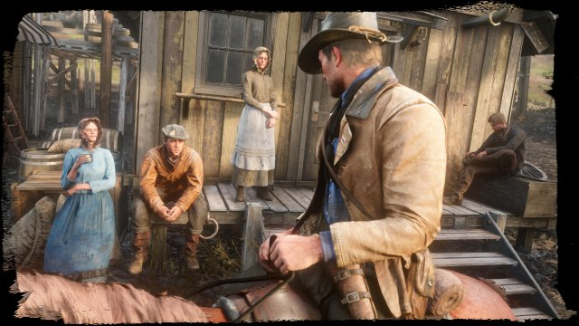 Red Dead Redemption 2 - Immagine 211245
