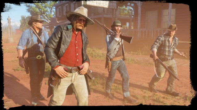Red Dead Redemption 2 - Immagine 211263