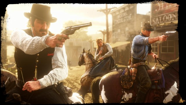 Red Dead Redemption 2 - Immagine 211279