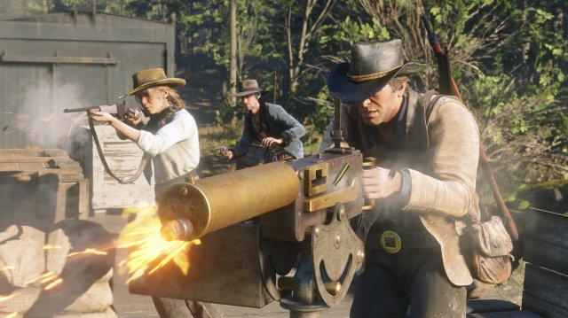 Red Dead Redemption 2 - Immagine 211690
