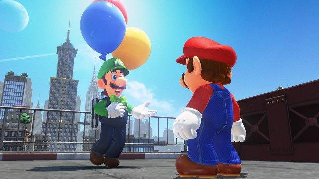 Super Mario Odyssey - Immagine 208086