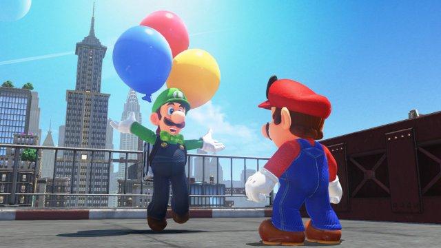 Super Mario Odyssey - Immagine 208094