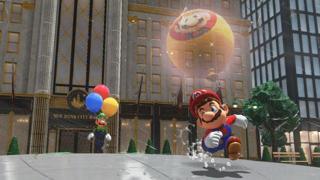 Super Mario Odyssey - Immagine 208095