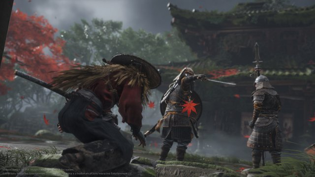 Ghost of Tsushima immagine 210287