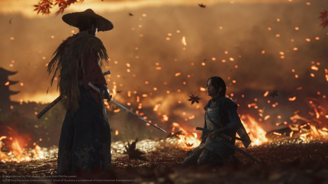 Ghost of Tsushima immagine 210290